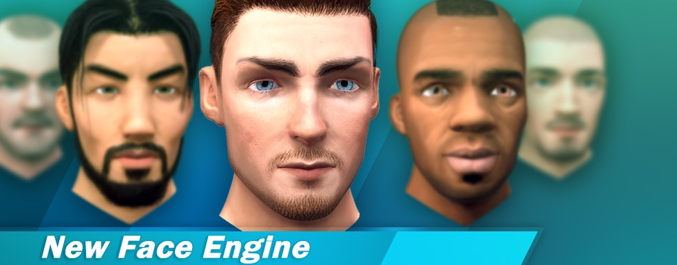 New Face Engine