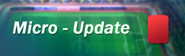 October's updates of Football Tactics
