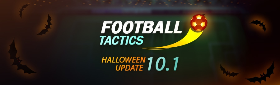 Halloween Update 10.1