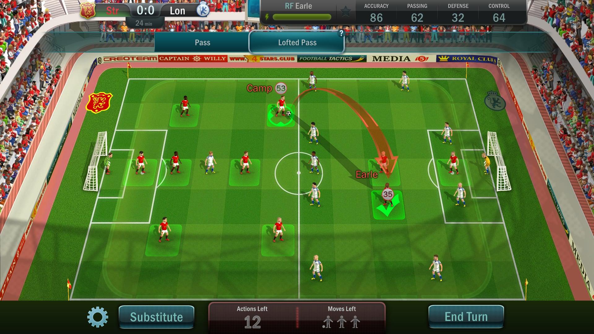 Resultado de imagen para Football, Tactics & Glory