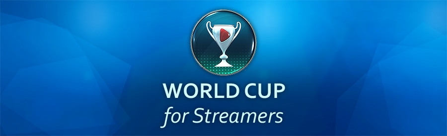 World Cup for Streamers starts soon