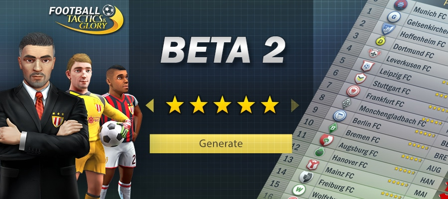 Beta Update 2 is available