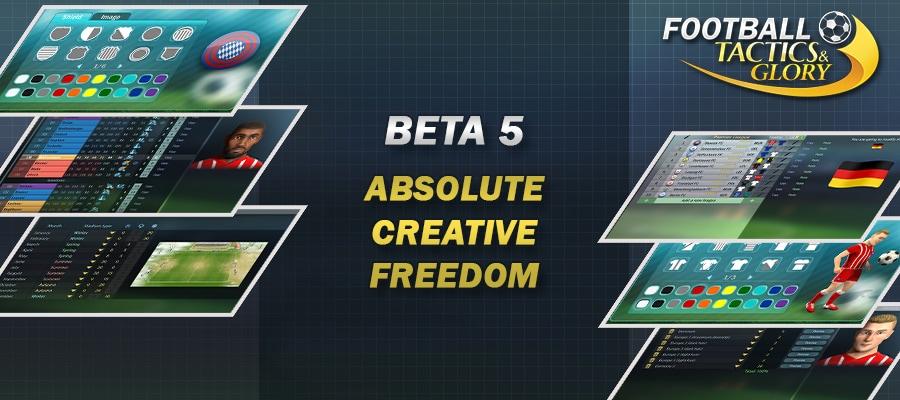 Beta Update #5