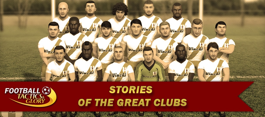 Stories of the great clubs