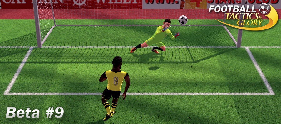 Beta Update #9 – New penalty mechanics