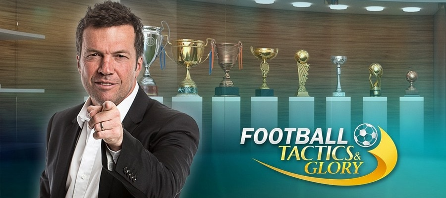 Lothar Matthäus becomes the face of our game!