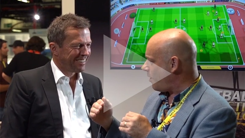 Interview with Lothar Matthäus
